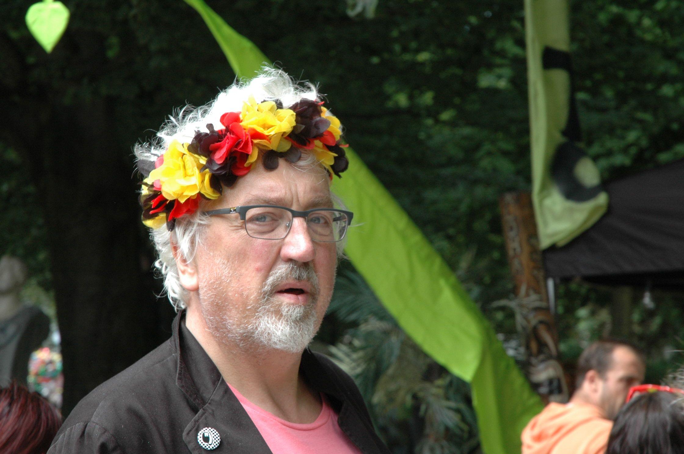 Flower Power in Belgium