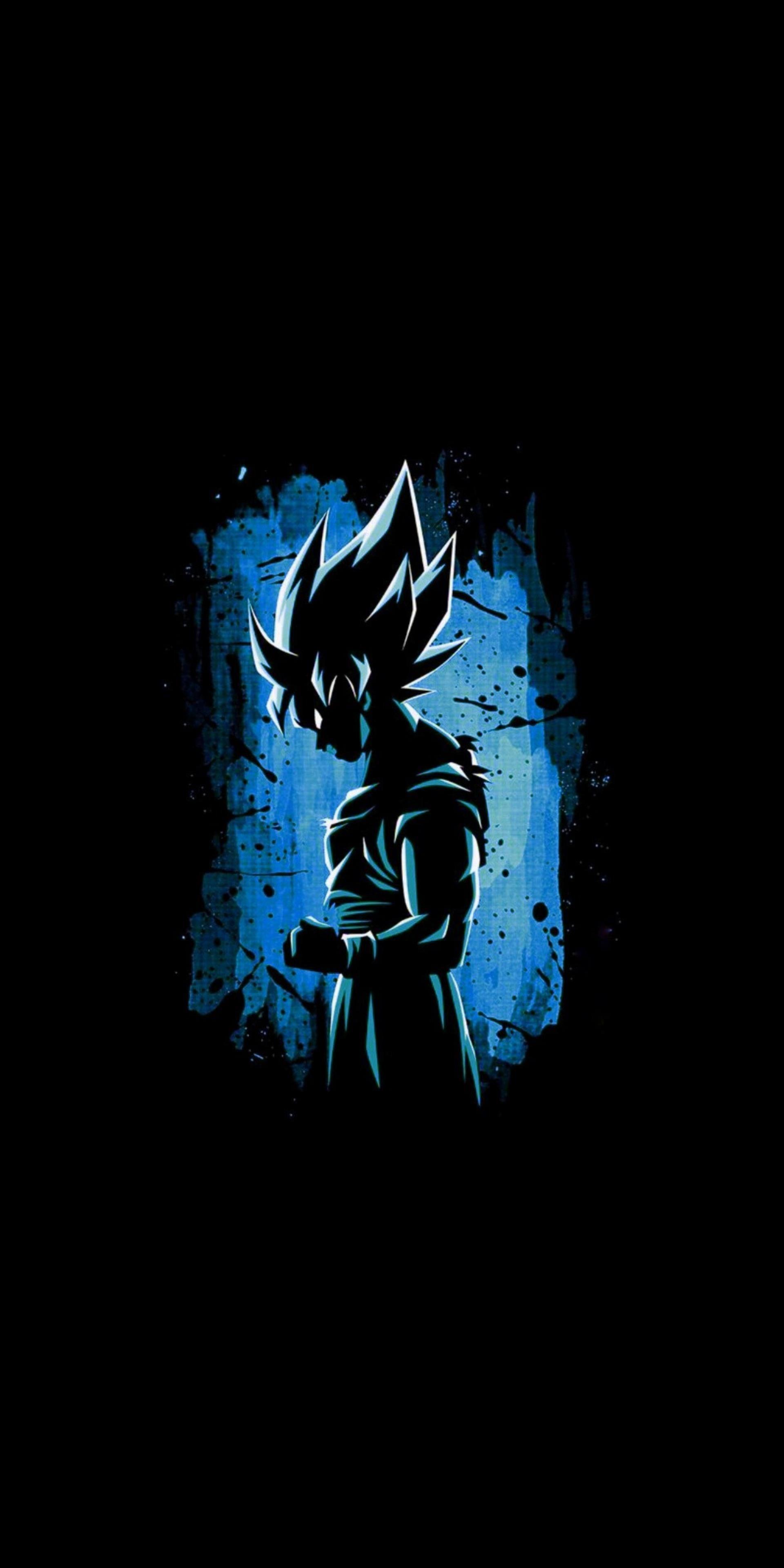Wallpaper De Goku Para Tu Telefono Android Fondo De Pantalla De Anime Fondos De Pantalla Hd Para Iphone Pantalla De Goku