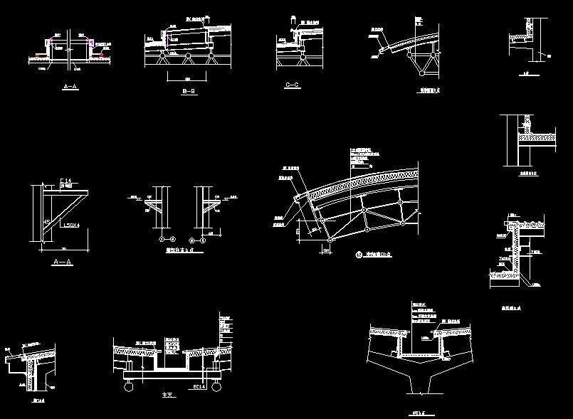 Steel structure details cad library autocad blocks for Autocad landscape architecture
