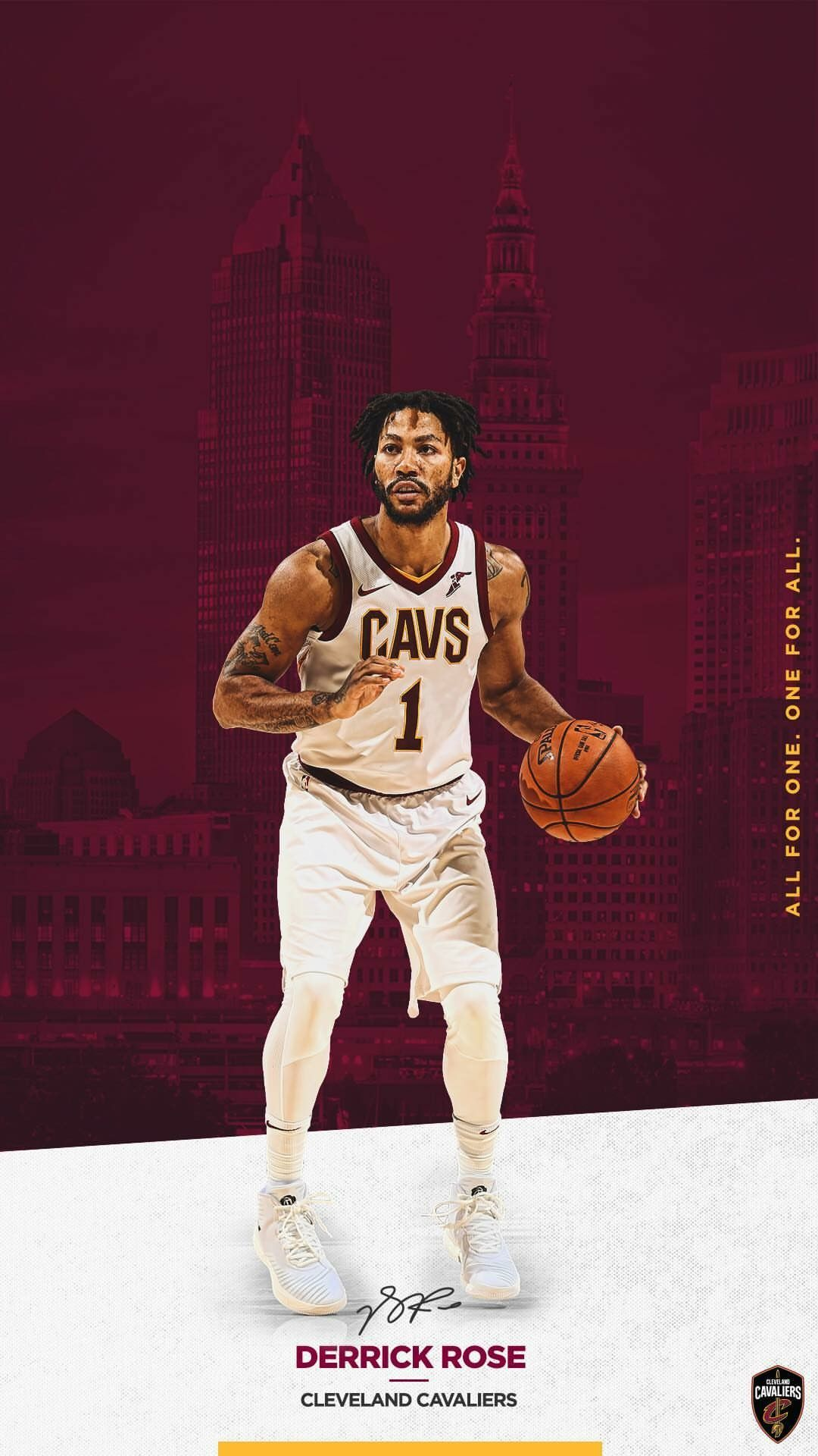 Derrick Rose Wallpaper 2018