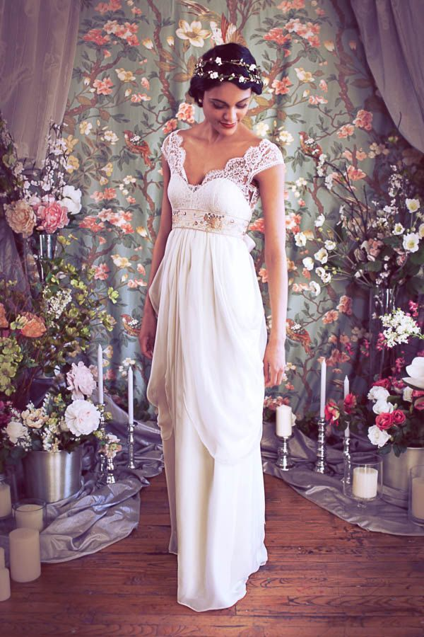46 Great Gatsby Inspired Wedding Dresses and Accessories | FASHION ...