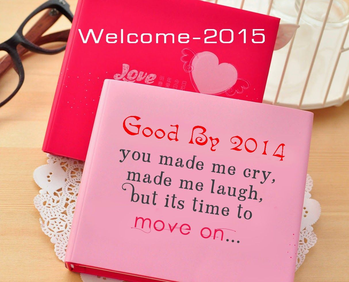 How to say goodbye to 2015