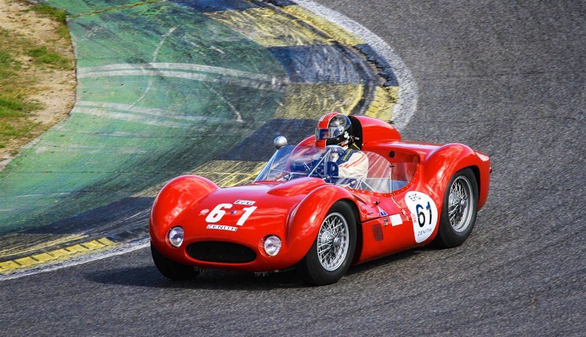 A Quick Guide To Maserati Racing Expensive Cars