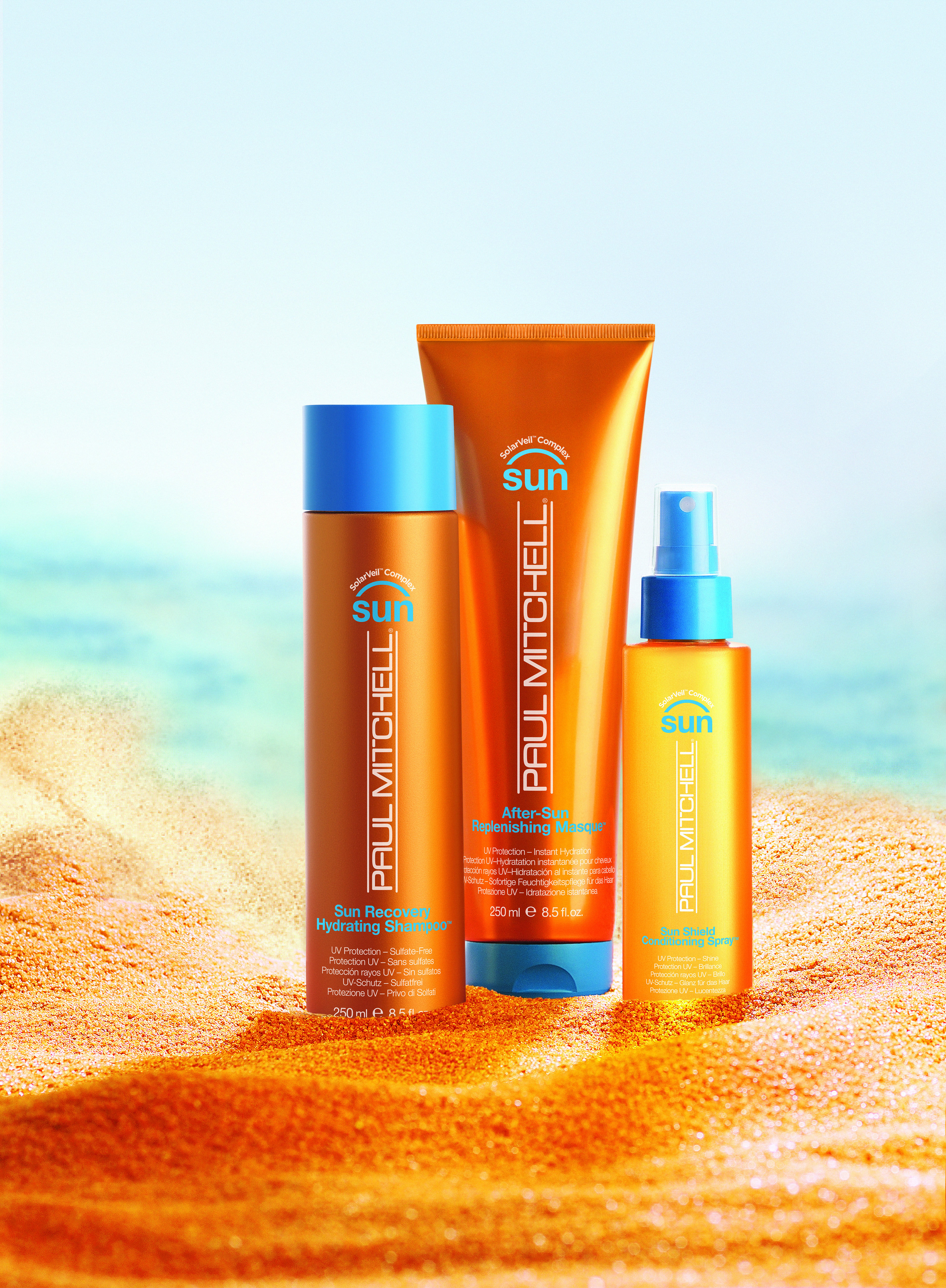 Protect every strand with this limited edition kit