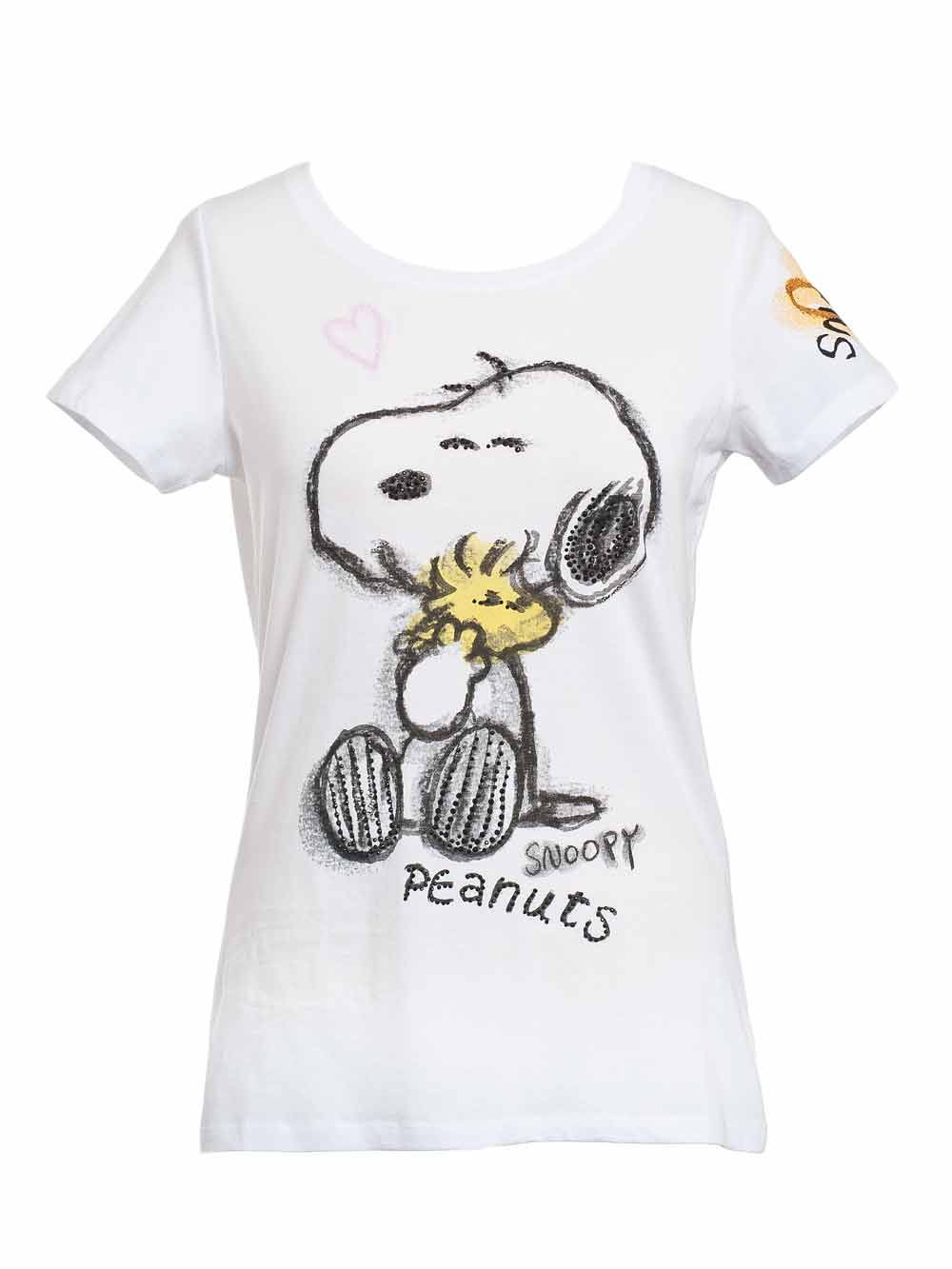 Princess Goes Hollywood T Shirt Snoopy Und Woodstock Sommerlook Sommer