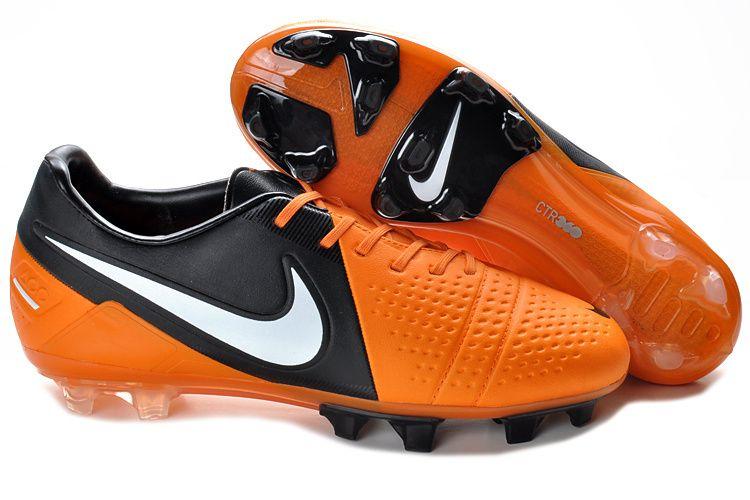 Nike CTR360 Maestri III ACC FG Football Chaussure Blk Wht
