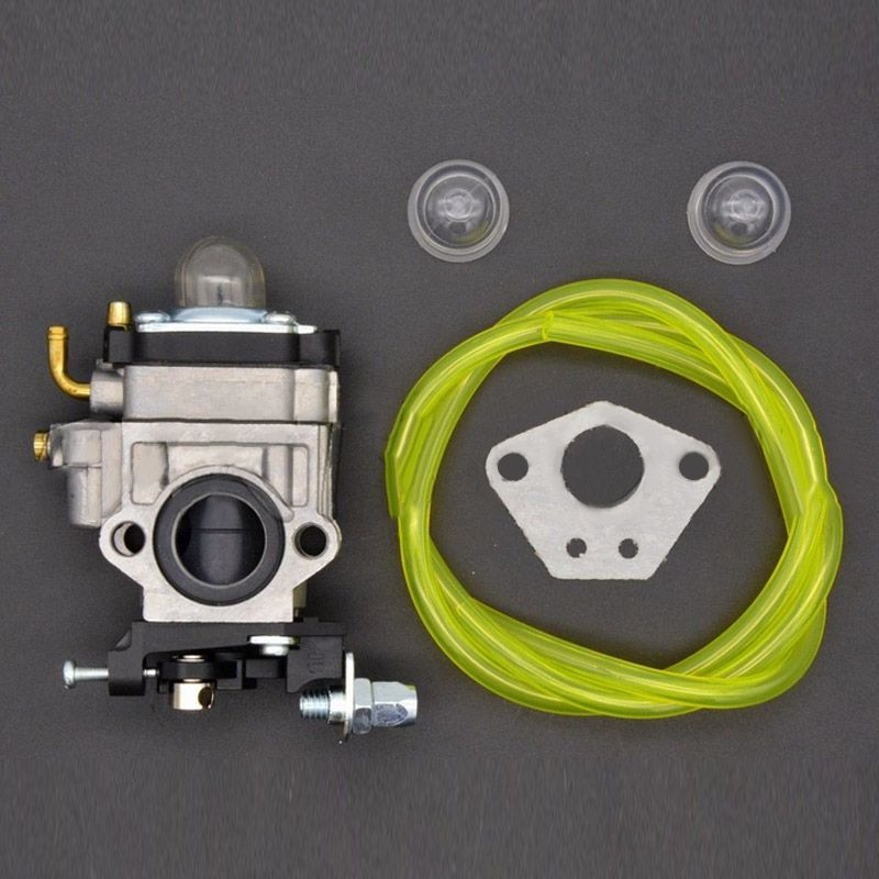 43cc Gas 2-Cycle Cultivator carburetor carb Powermate PCV43 10 in