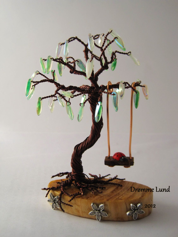 Wire Tree Swing - WIRE Center •