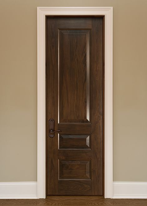 CUSTOM SOLID WOOD INTERIOR DOORS   By Glenview Doors, Classic .