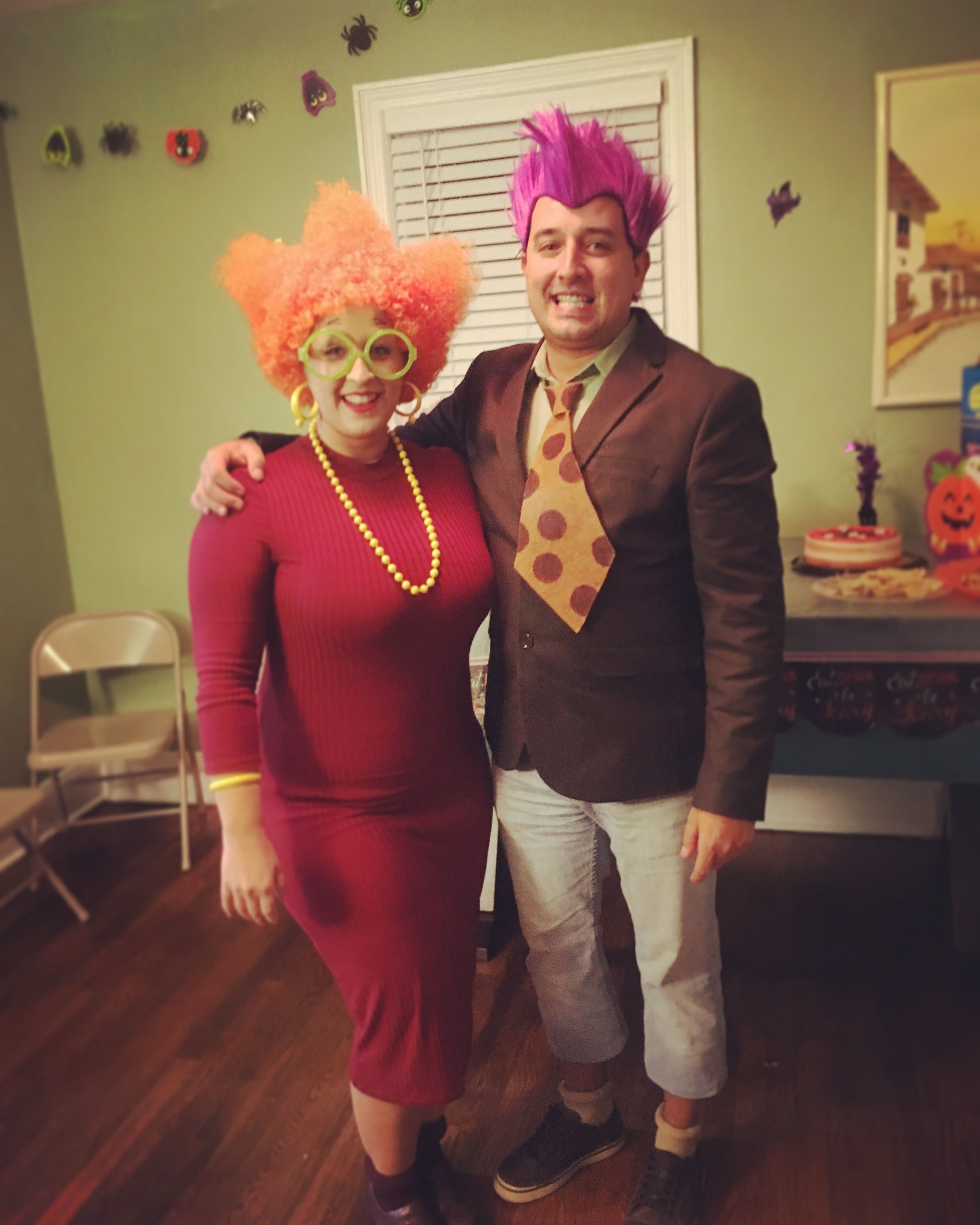 Didi and Stu Pickles costume Halloween 2016 #rugrats ...