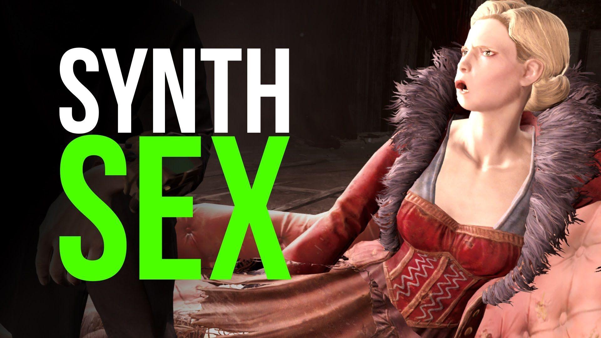 Fallout 4 Synth Sex - Fallout 4 Sjove øjeblikke-4291