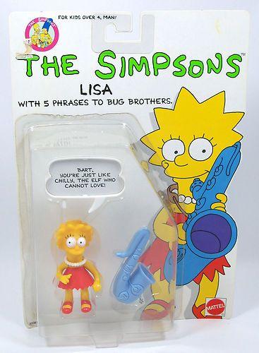 The Simpsons VINTAGE  BART SIMPSON STEEET KIDZ KEY RING ORANGE SHIRT LOOK