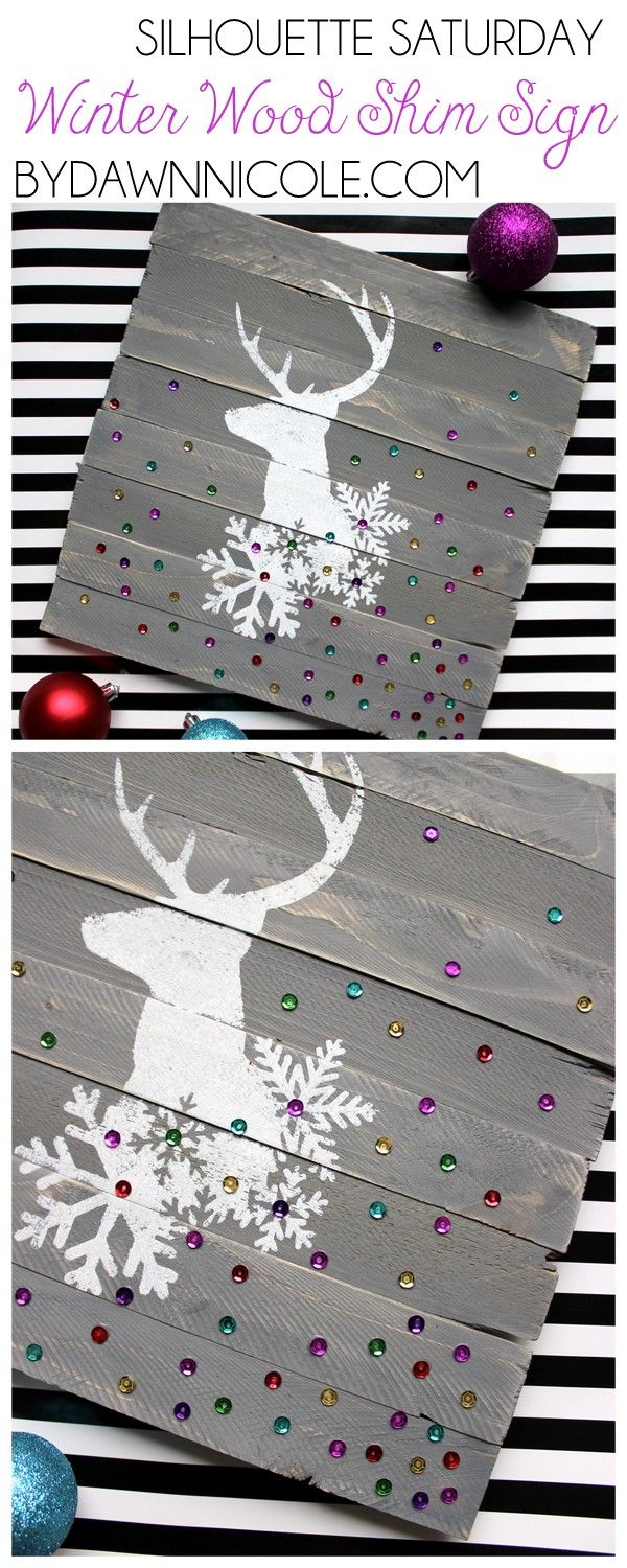 Winter Wood Crafts On Pinterest Wood Cutouts Christmas