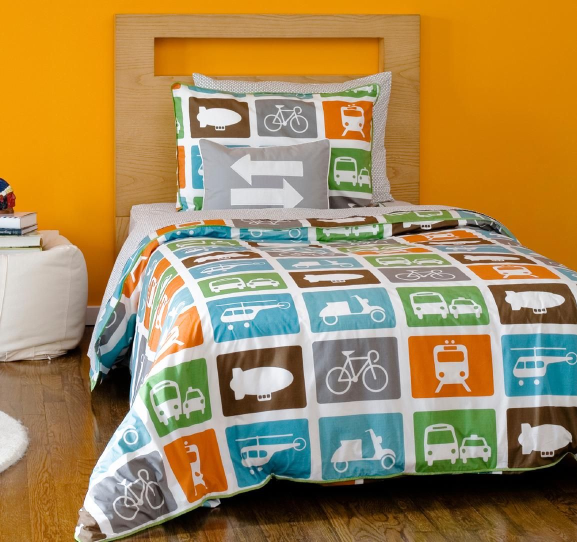 amazing dwell studio kids bedding transportation duvet set kids  - amazing dwell studio kids bedding transportation duvet set kids love movingvehicles beautiful pattern dwell studio