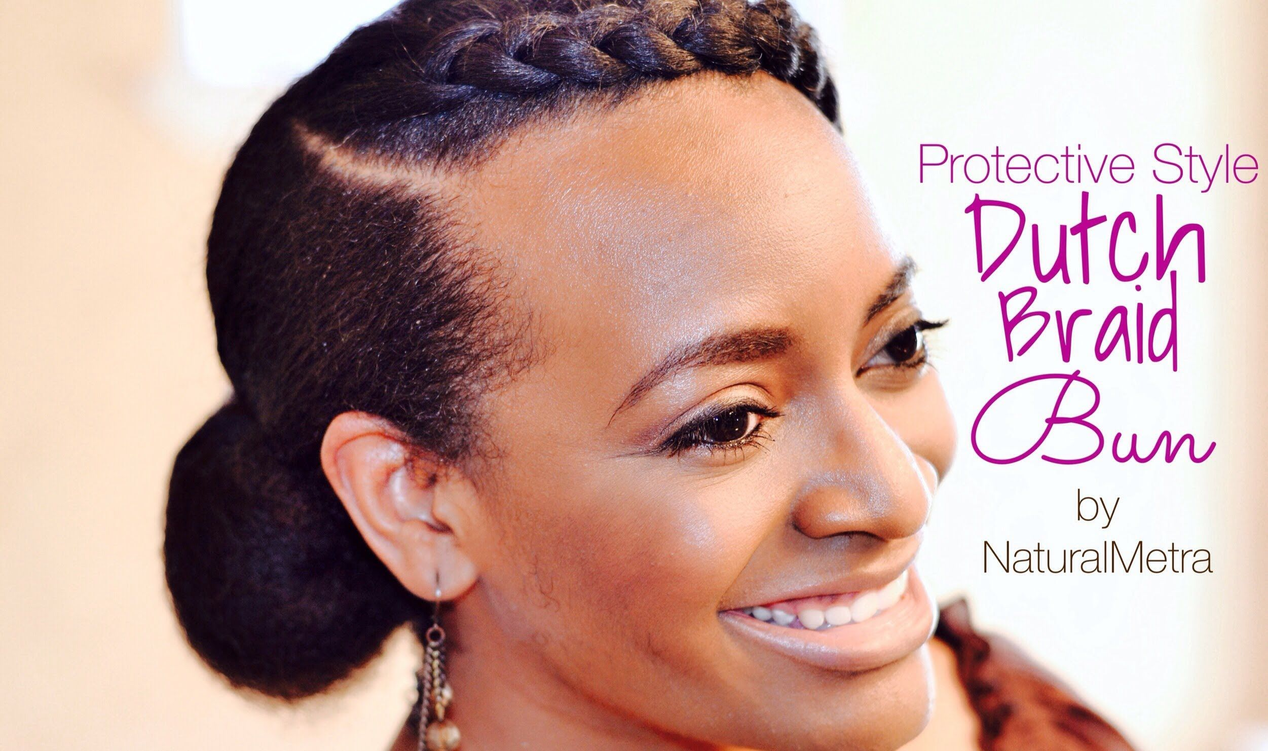 Hey beauties this is a simple yet elegant protective style for