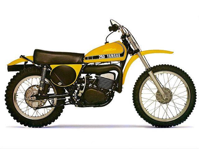 1974 Yamaha Mx250 Yamaha Vintage Motocross Classic Bikes