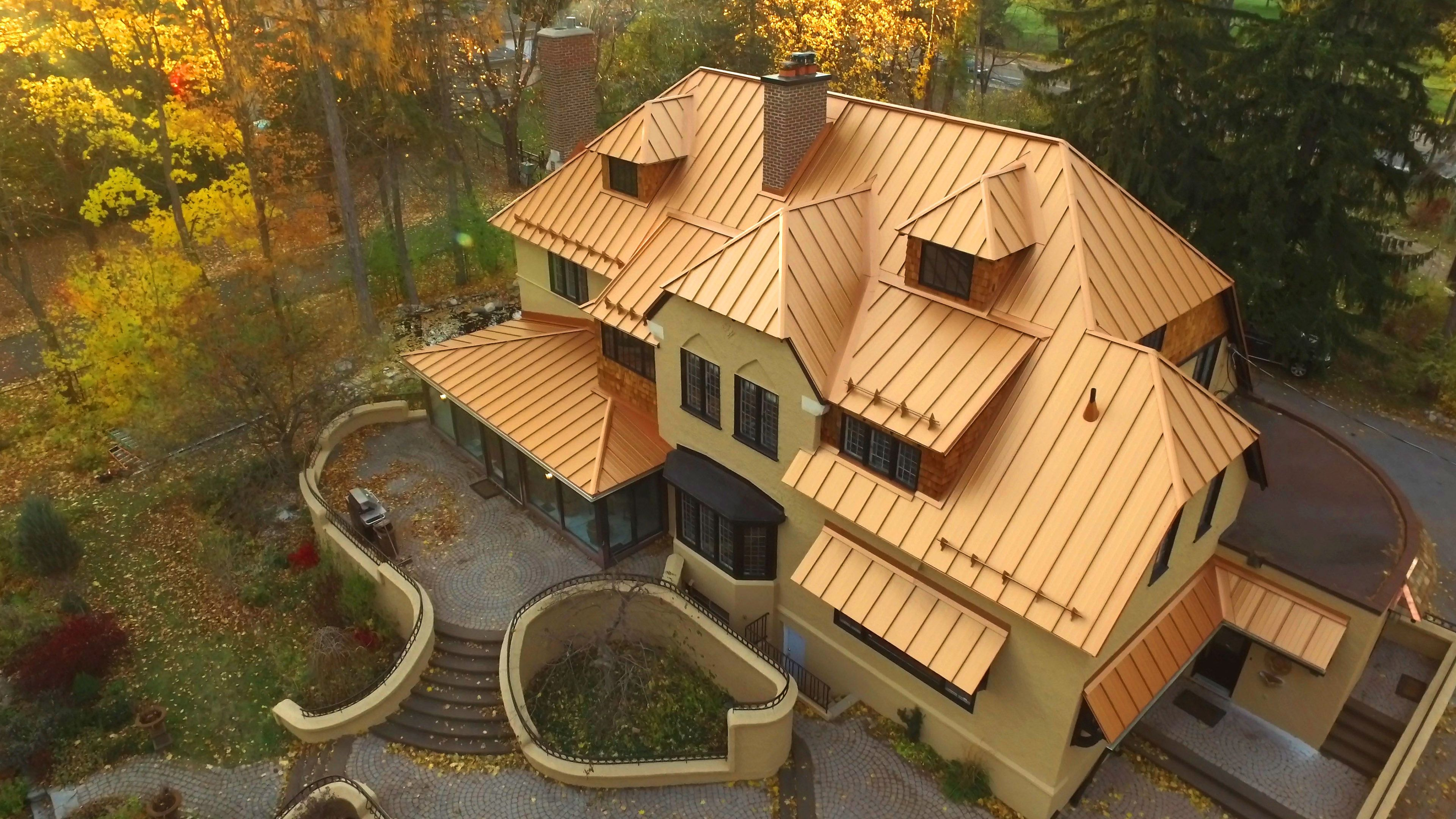 Metal Roofing, Steel Roofing Visit: Http//idealroofing.com