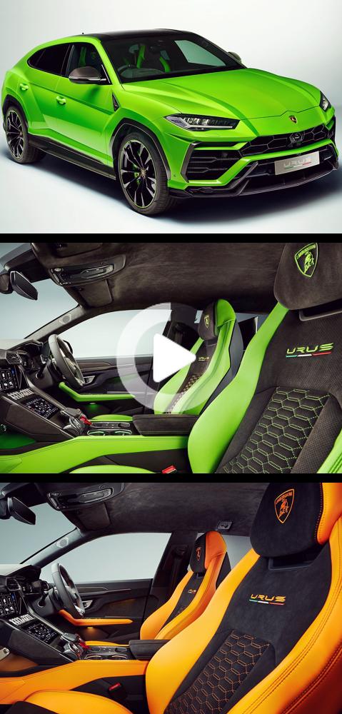 2021 Lamborghini Urus Suv Interior Luxury Car Brands Luxury Car Logos Super Luxury Cars
