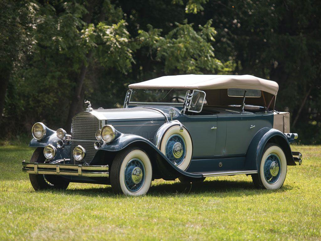 1930 Pierce-Arrow Model B Tonneau Cowl Phaeton   Cars and Trucks ...