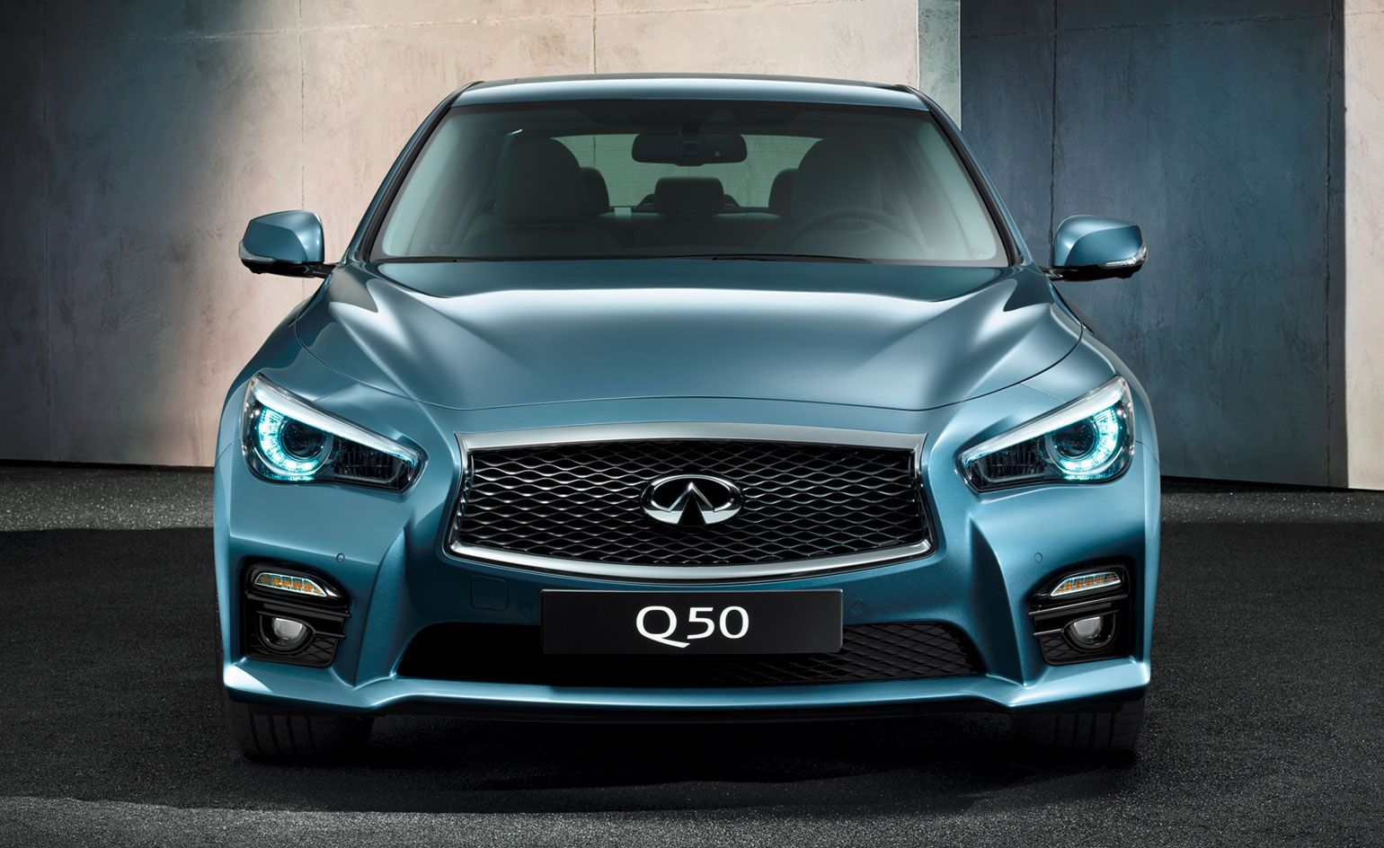 Stealth tactics: Infiniti ups its game with the Q50 | Lifestyle | Wallpaper* Magazine