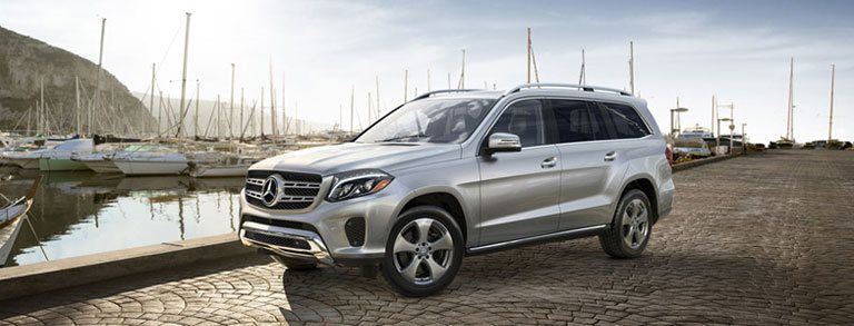 Whats New in the 2017 GLS450 Suv, Mercedes benz