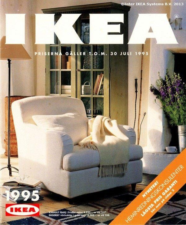 Coperta Catalogului IKEA 1995 | Catalogul IKEA 1951 – 2006 in 2019