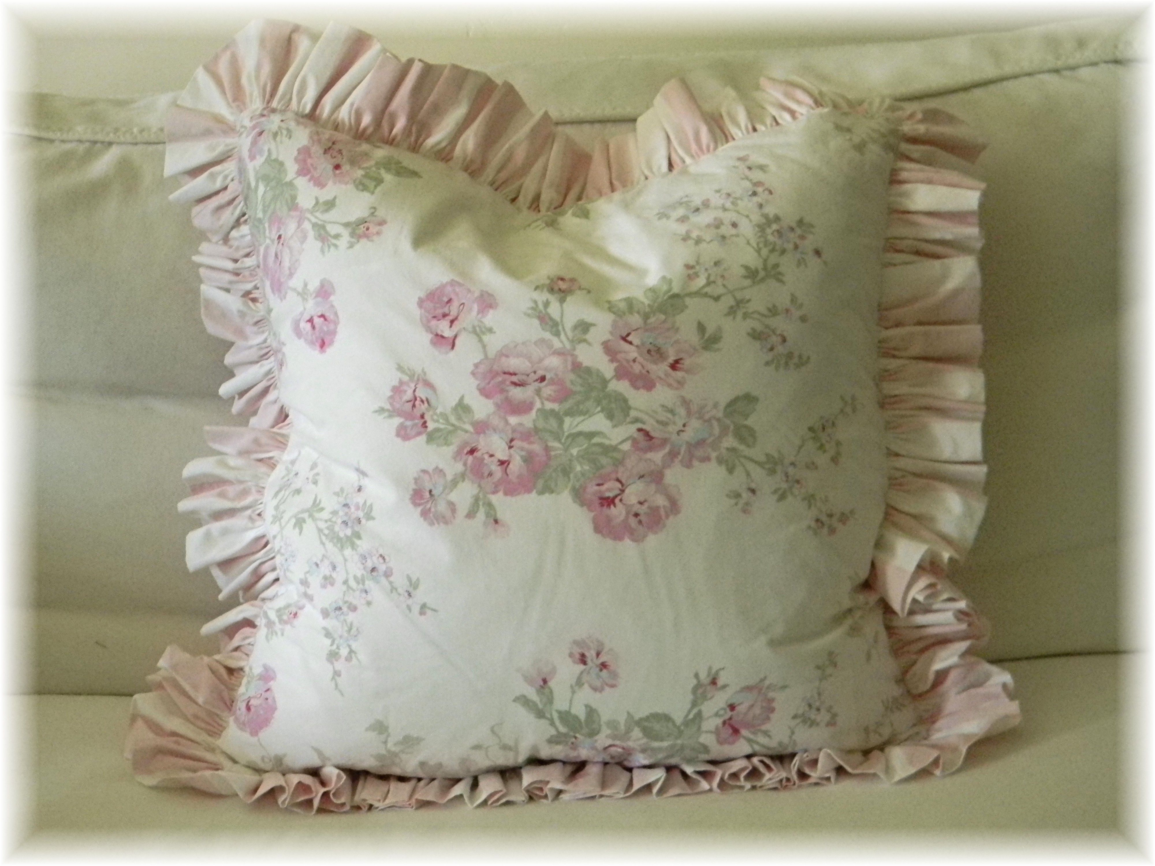decorative pillow pink design complete overlay search pin shabby lace pretty beige google pillows chic roses white victorian