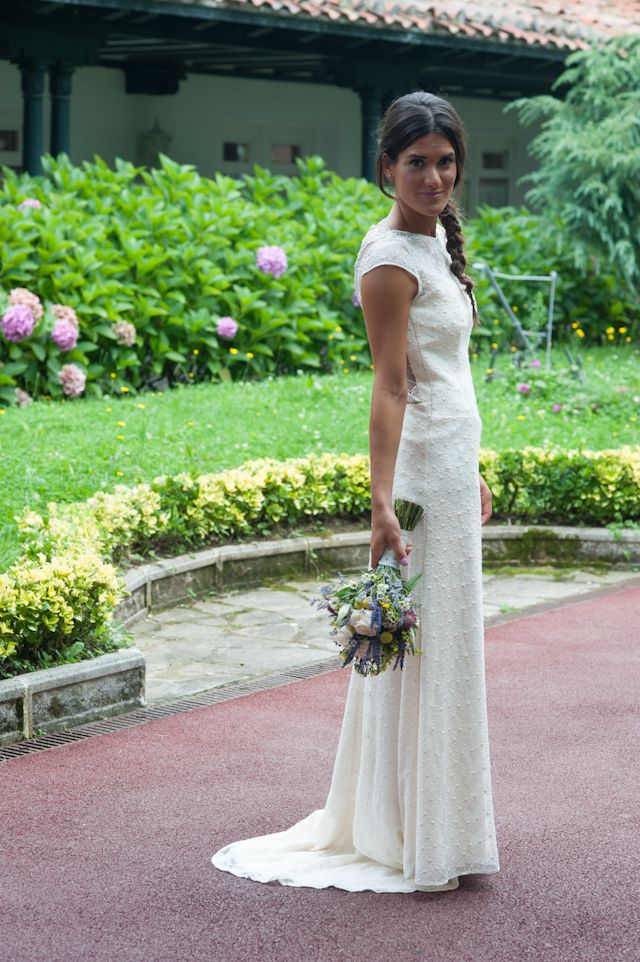 vestido novia otaduy boda blog san sebastian donostia | brides