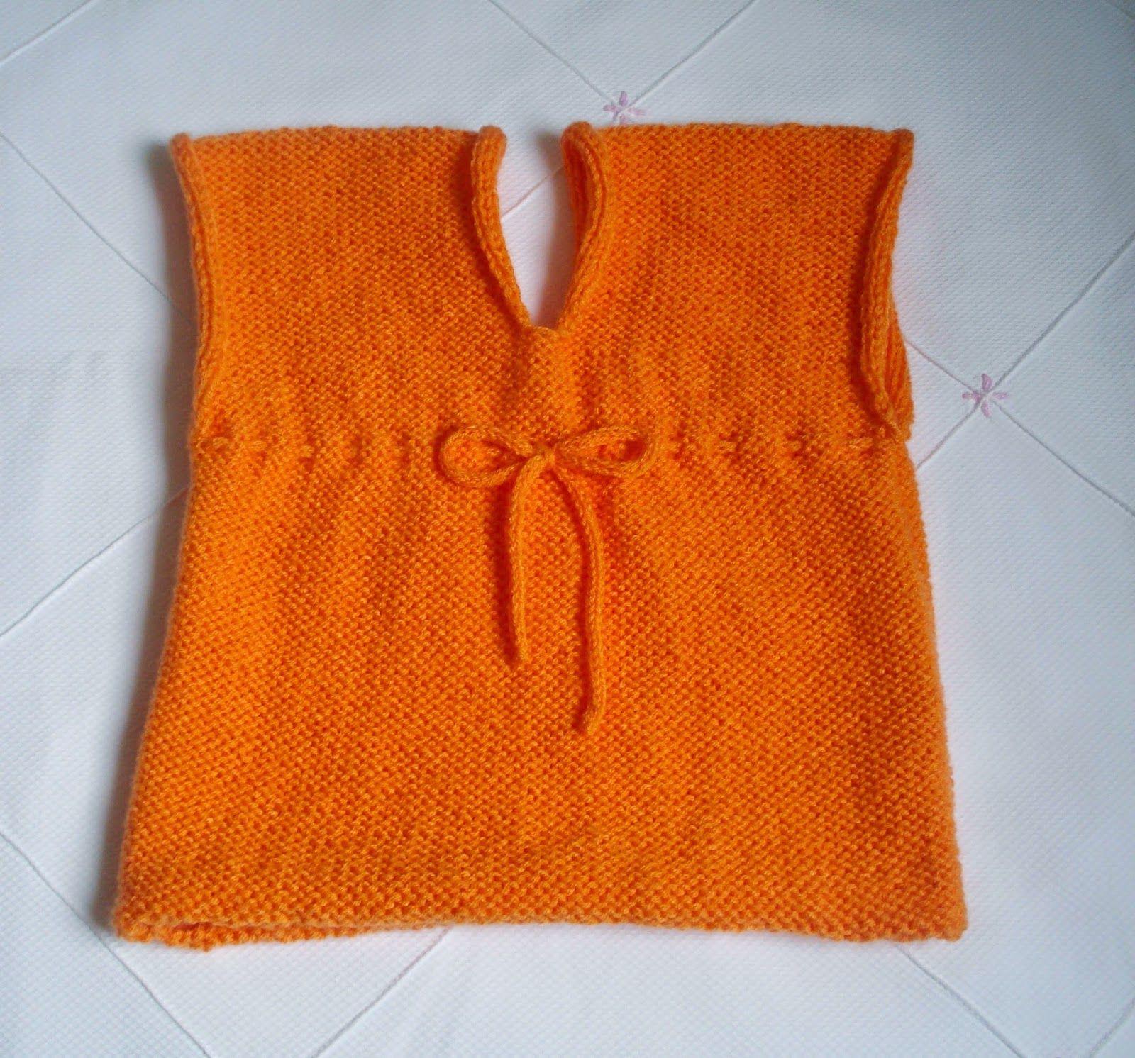 Minhas linhas e eu: Vestido em tricot