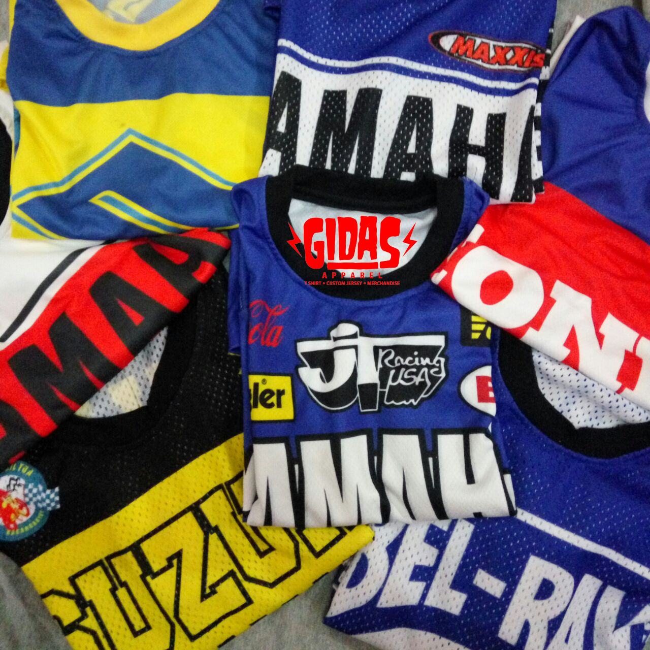 Gidas Apparel Custom Jersey Vintage Motocross Jersey Whatsapp 082137240629 Email Gidasapp Gmail Com Vintage Mx Vintage Motocross Motocross Motocross Shirts