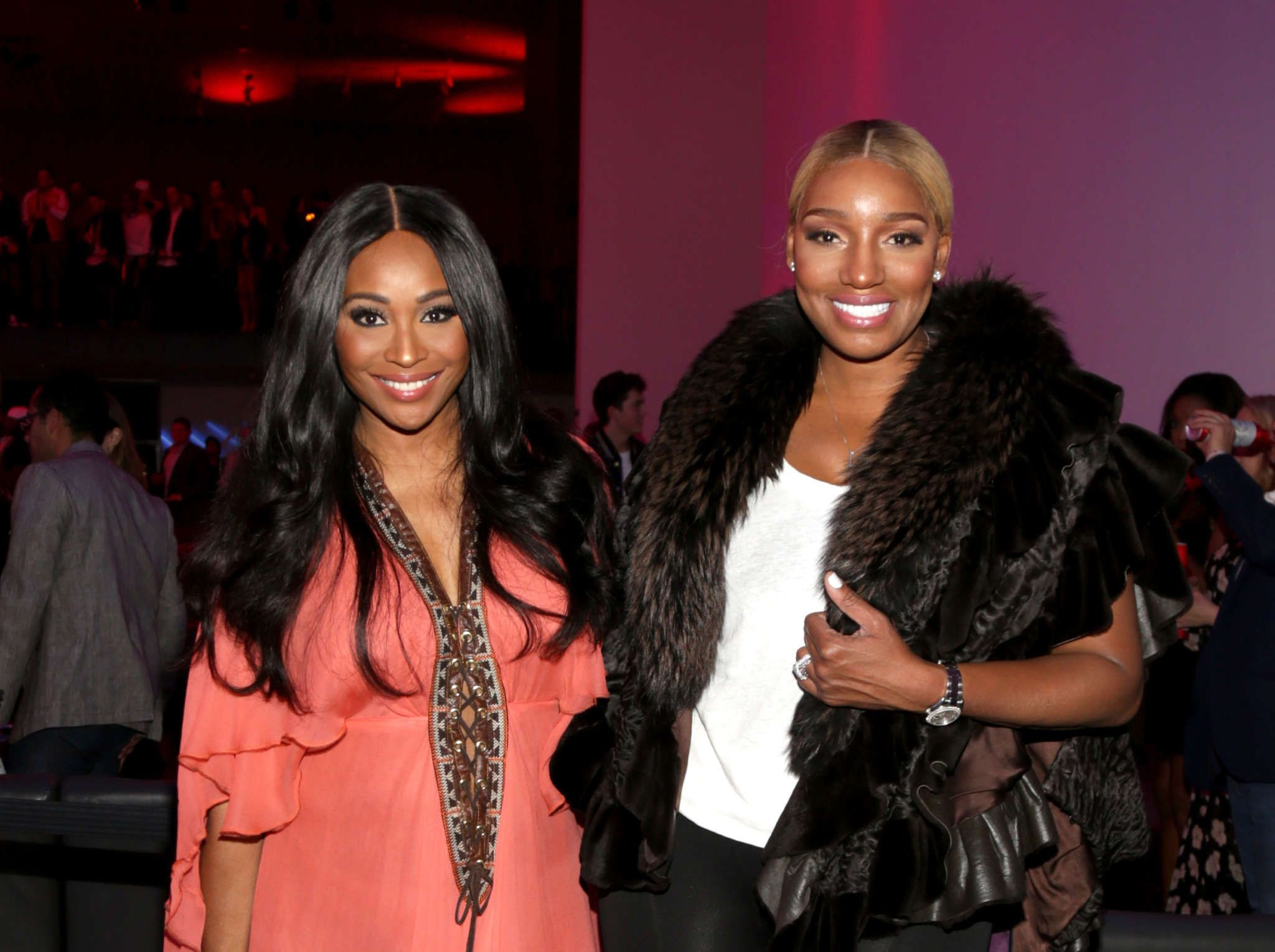 Cynthia Bailey Talks About A Potential Reconciliation With
