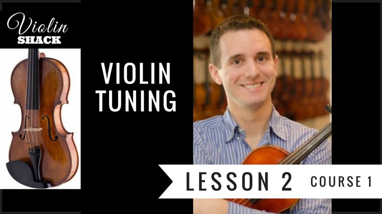 Violin Tuning The Complete Guide to Get Your Violin in