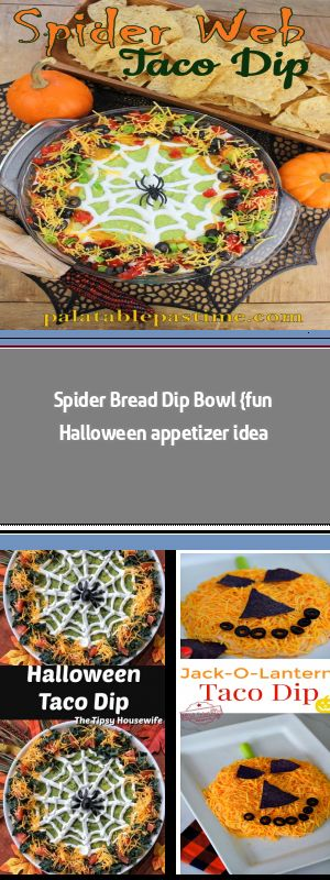 This easy Halloween appetizer recipe is perfect for Halloween parties. Your guests will love this cute recipe for witch hat garlic bread! #halloweenappetizerideas
