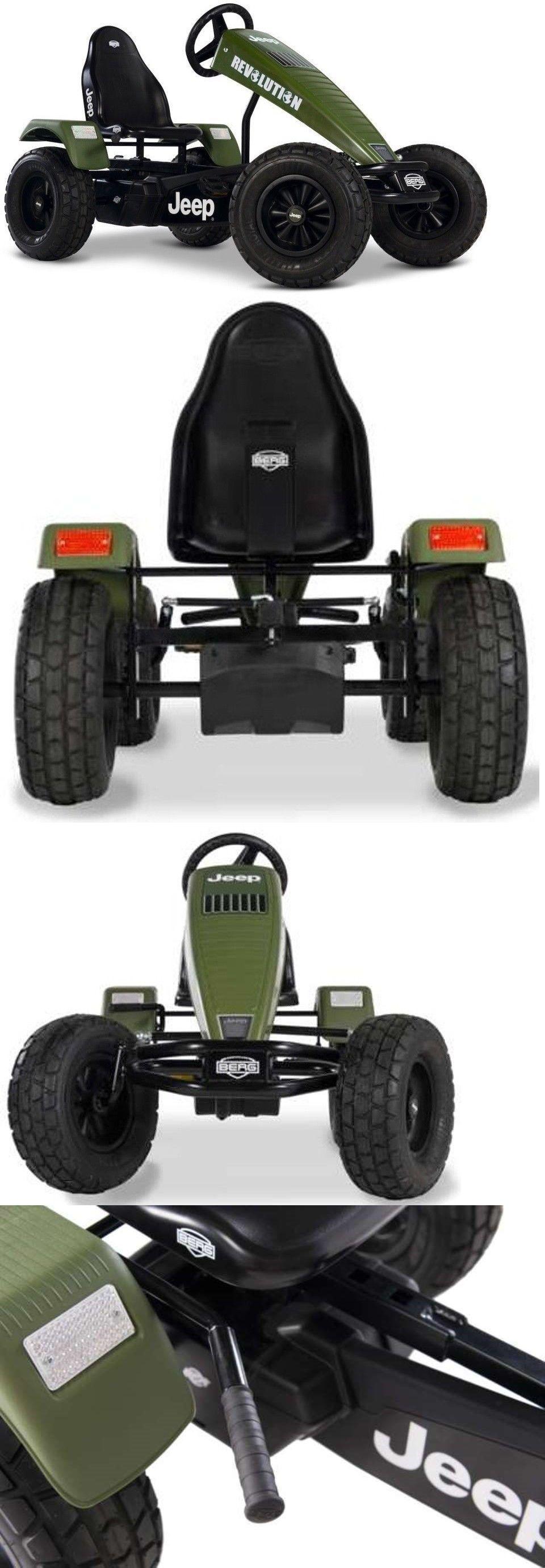 Complete GoKarts and Frames 64656 Berg Jeep Revolution