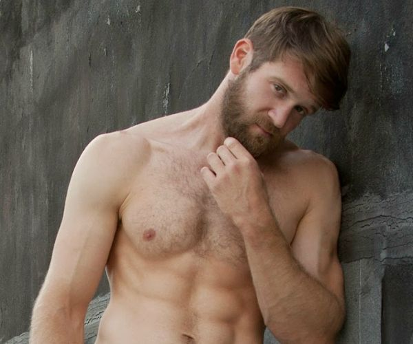 Colby Keller | Beard & mustache & hair | Erótica