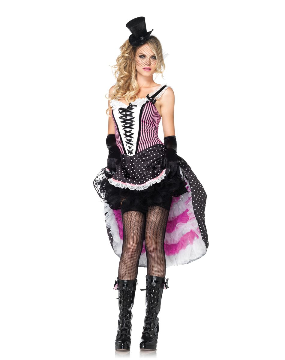 7a2c88388 Cancan Burlesque Dancer Costume Girl Western Saloon Wild West Dress |  Costume and Clothing | Showgirl costume, Burlesque fancy dress, Girl  costumes