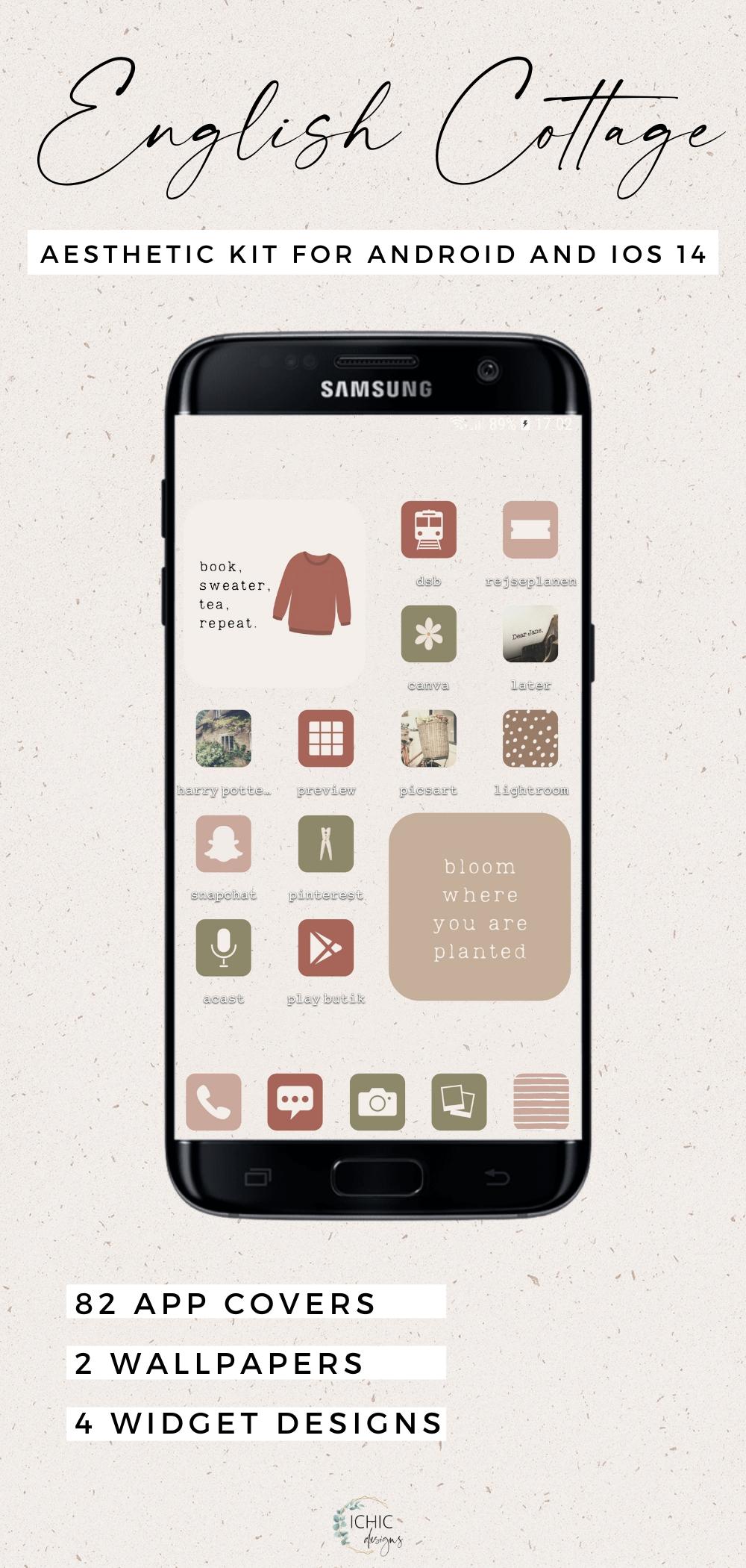 Homescreen Kits Homescreen Iphone Wallpaper App Phone Themes