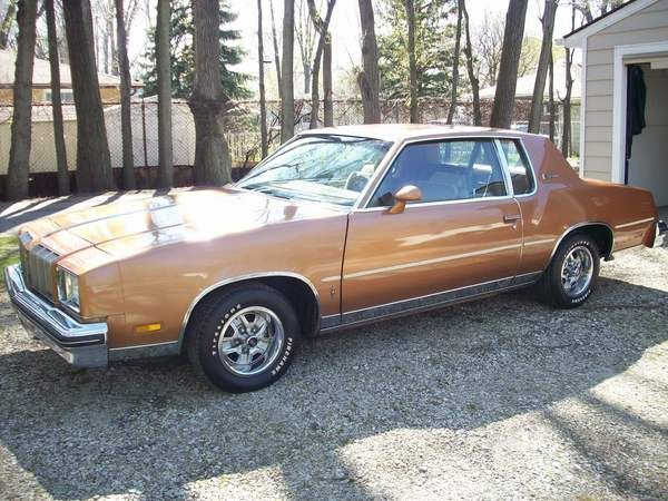 1978 Oldsmobile Cutlass Supreme What I Wanted For My First Car