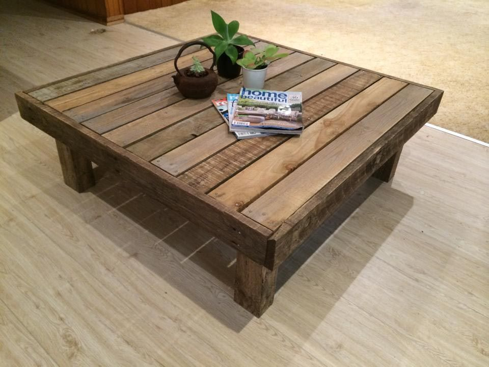 Custom Made Coffee Tables Table