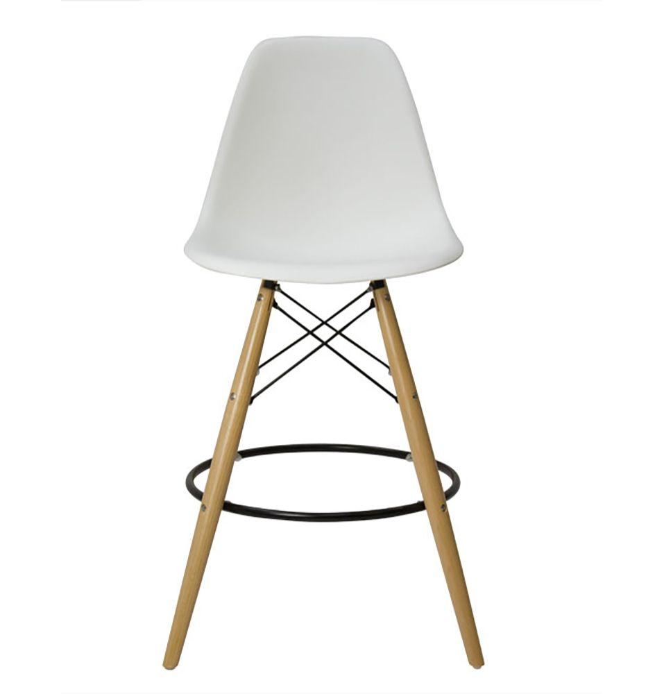 Replica Eames DSW Stool 65cm Stool, Counter stools with
