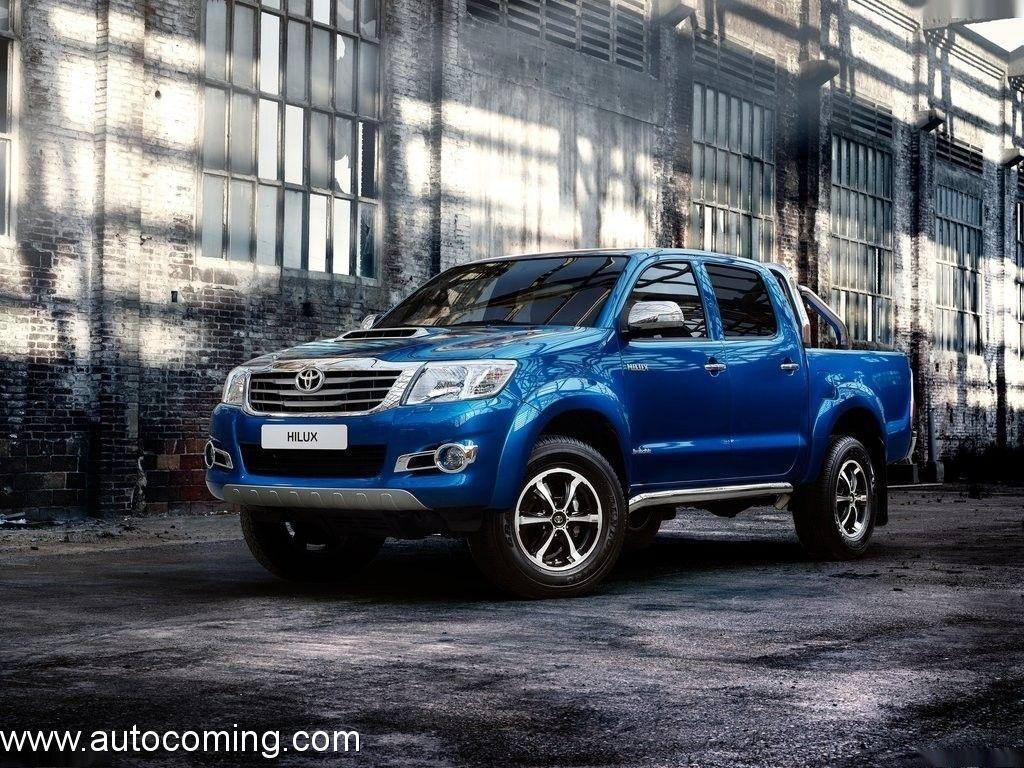 Toyota hilux invincible 2014