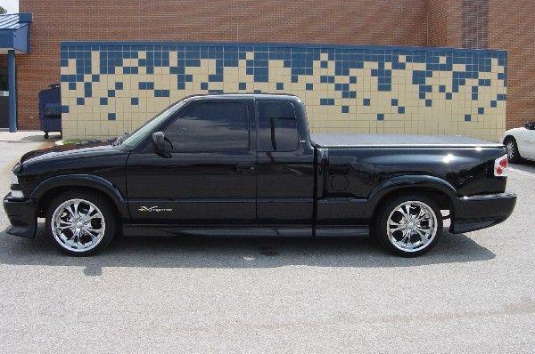 Chevrolet S10 Xtreme  Chevrolet  Pinterest  Trucks and Dreams