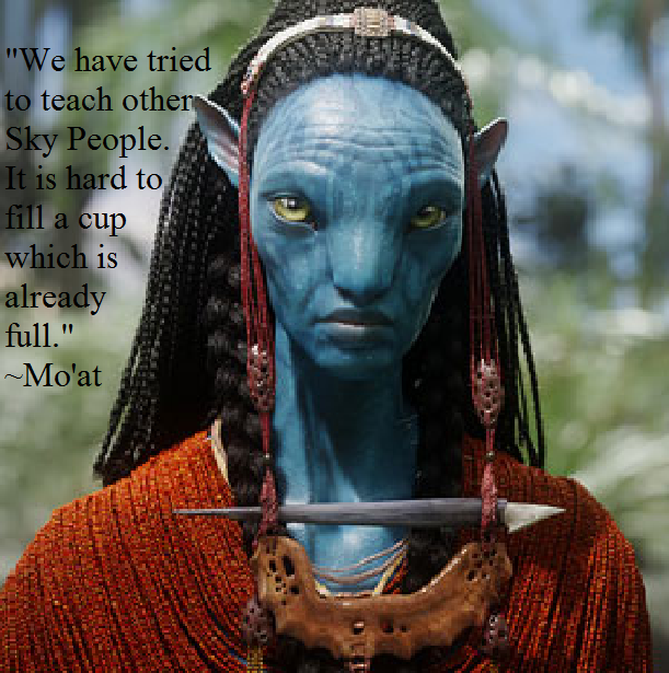Mo'at, From Avatar. Amazing Woman She Was