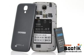 DOOGEE Voyager DG300 Dual Core Android 4.2 Cell Phone - 5 Inch IPS Screen, 960X540 QHD, MT6572 1GHz CPU (Blue) #androidphone #android