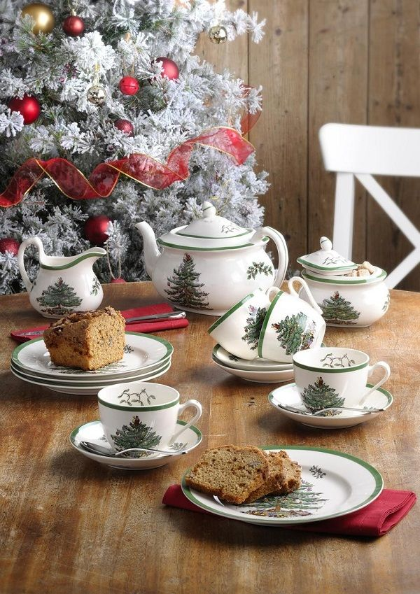 Top 40 Christmas Tableware Ideas With Images Spode Christmas Christmas Tableware English Christmas