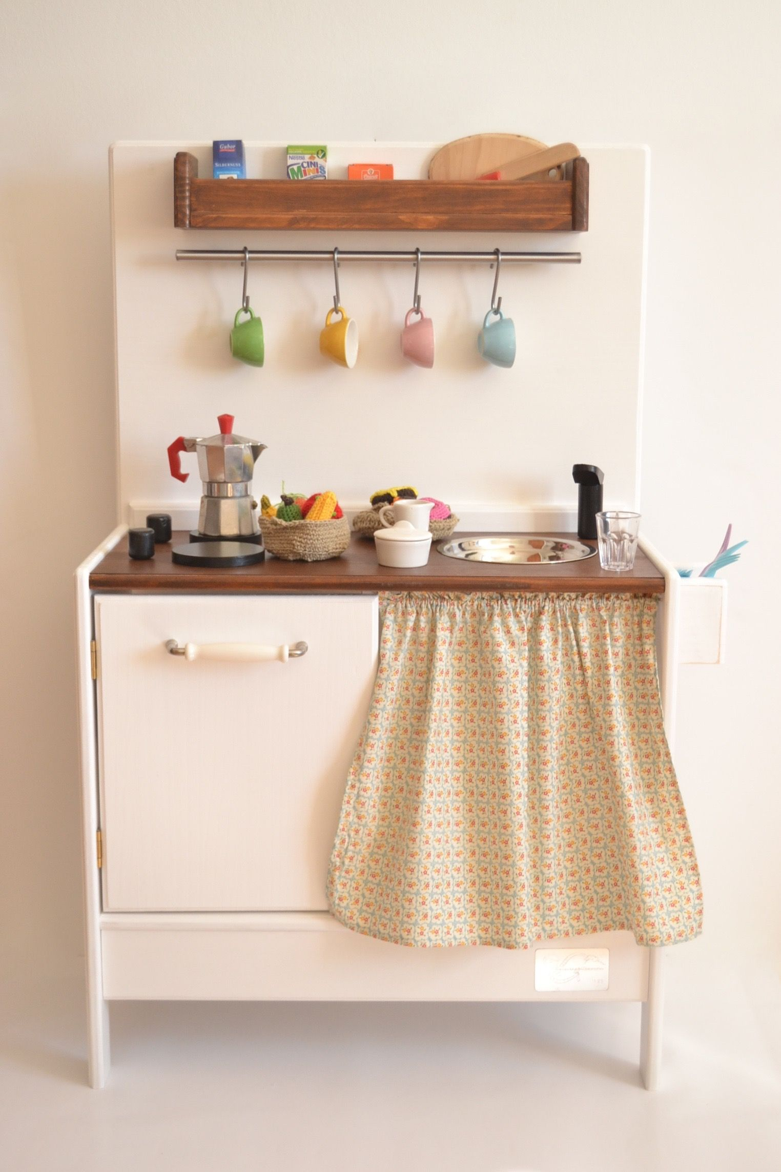 Cocina Juguete Segunda Mano Wooden Toy Kitchen Woodentoy Woodenkitchen