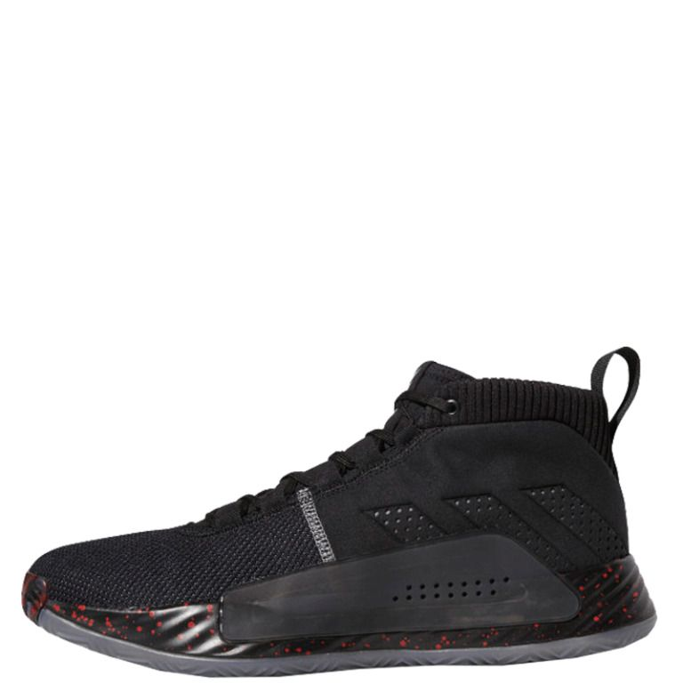 Adidas Dame 5 Peoples Champ Men S Black Basketball Shoes 2019