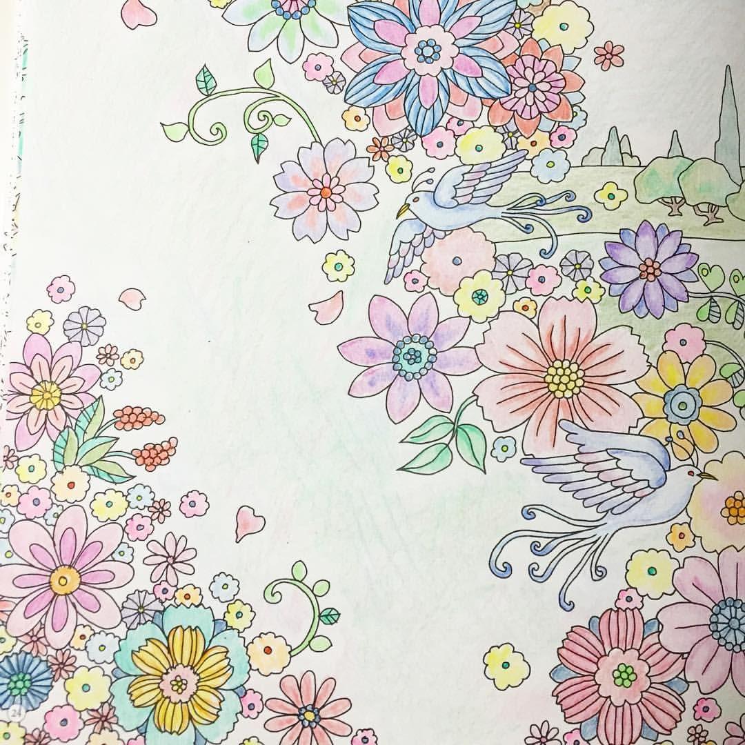 塗り絵ぬりえ眠れる森の美女オーロラ姫ディズニー旅するディズニー