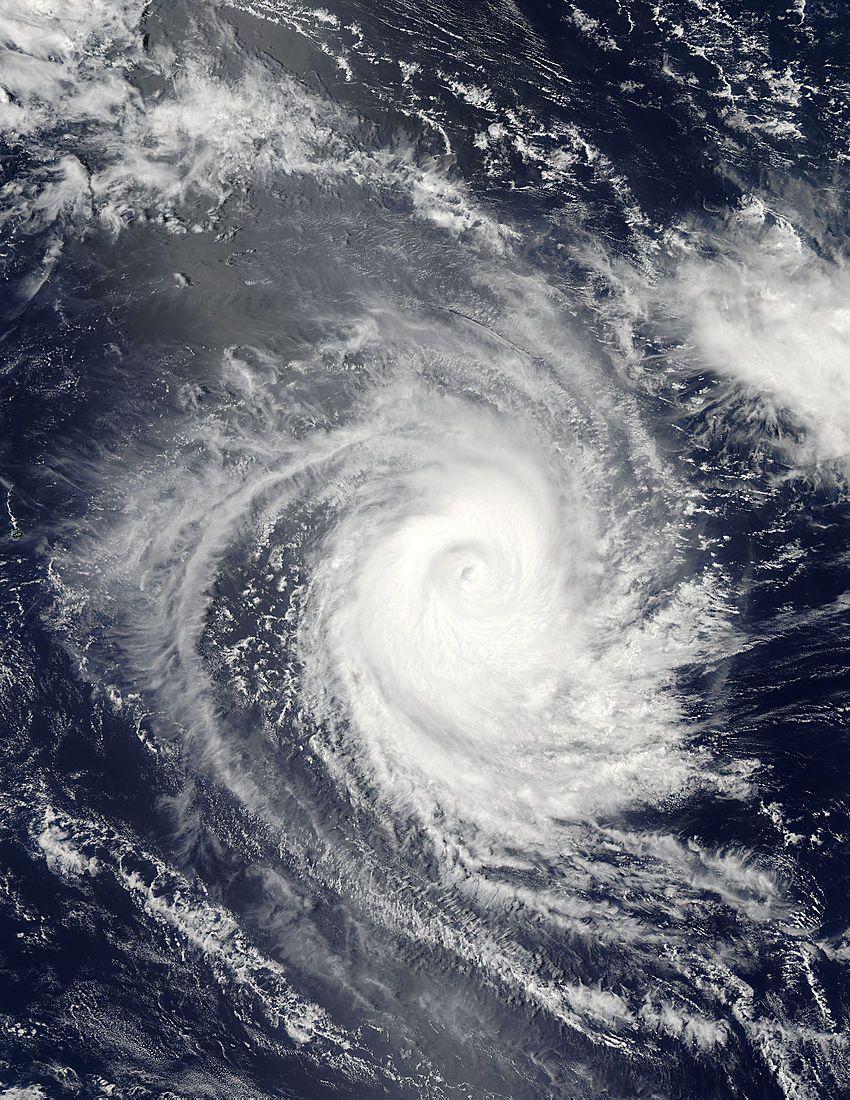 Nasa Catches Speedy Tropical Cyclone Eunice Transitioning Indian Ocean Ocean Nasa