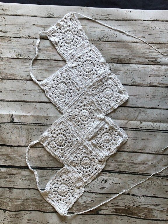 Crochet Boho Beach Top – Free Pattern